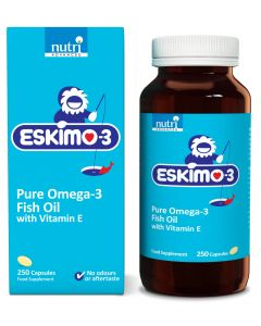 Eskimo 3 (Economy size)-TWO BOTTLE PACK WITH 30% OFF ON MRP (500 Capsules)