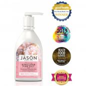 Jason Natural Cosmetics Himalayan Pink Salt 2-In-1 Foaming Bath Soak & Body Wash - 887ml