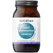 Viridian Multiphytonutrient (two a day) # 117