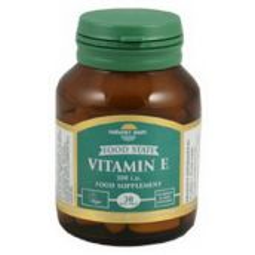 Nature's Own Food State Vitamin E 300iu