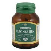 Nature's Own Food State Magnesium 30mg
