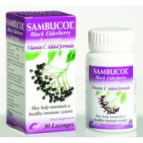Sambucol Lozenges