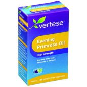 Vertese Evening Primrose Oil 1000mg (Vegetarian Capsule)