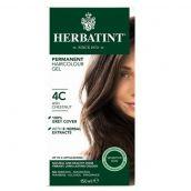 Herbatint Permanent Hair Colour 4C Ash Chestnut