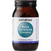 Viridian Beta Carotene (Mixed Carotenoid Complex) 15mg # 122