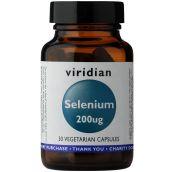 Viridian Selenium 200mcg # 345