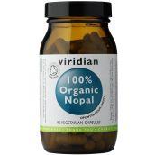 Viridian Nopal 500mg - Organic (cactus, Opuntia ficus-indica) # 373