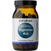 Viridian High Potency Digestive Aid (Vegan) # 472