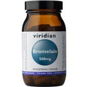 Viridian Bromelain 500mg # 477