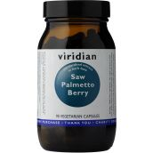 Viridian Saw Palmetto Berry Extract # 862