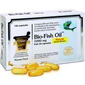 Pharma Nord Bio-Fish Oil 1000mg (Omega - 3 in fish gelatine capsules)