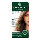 Herbatint Permanent Hair Colour 6D Dark Golden Blonde