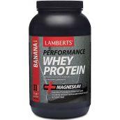 Lamberts Whey Protein Banana (1000 g) powder #7001