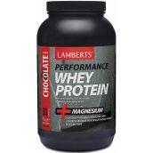 Lamberts Whey Protein Chocolate (1000 g) powder #7003