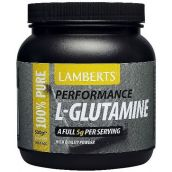 Lamberts L-Glutamine Powder (500 g ) # 7013