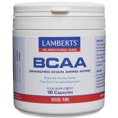 Lamberts BCCA (Branch Chained Amino Acids) 180 Caps # 8332