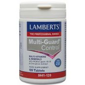 Lamberts Multiguard Control ( 120 Tablets) # 8441