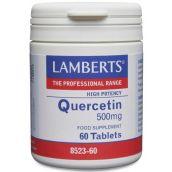 Lamberts Quercetin 500mg ( 60 Tablets) # 8523