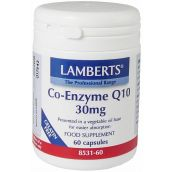 Lamberts Co-Enzyme Q10 30mg  ( 60 Caps) # 8531