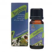 Absolute Aromas Breatheasy, Blend of Essential Oils
