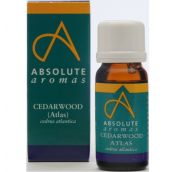 Absolute Aromas Cedarwood, Atlas cedrus atlantica