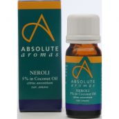 Absolute Aromas Neroli, 5% dilution in light coconut