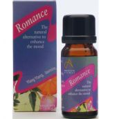 Absolute Aromas Romance, Floral oils inviting warmth and togetherness