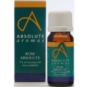 Absolute Aromas Rose Absolute, 5% dilution in light coconut