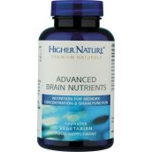 Higher Nature Advanced Brain Nutrients # QAB090
