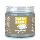 Salt Of The Earth Amber & Sandalwood Deodorant Balm # 60 grams