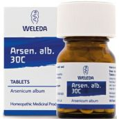 Weleda Arsen ALB 30C (125 tablets)