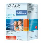Equazen Eye Q Chews 180 Capsules (Expiry date 03-2022)