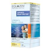 Equazen Eye Q Liquid Citrus (Expiry date 05-2022)
