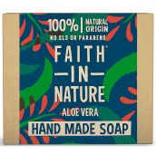 Faith In Nature Aloe Vera Pure Vegitable Soap 100g
