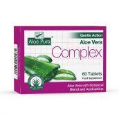 Aloe Pura Gentle Action Aloe Vera Complex 60 Tablets