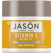 Jason Natural Cosmetics Vitamin E 25000iu Organic Moisturizing Cream - 113g