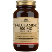 Solgar L-Glutamine 500 mg ( 250 Vegetable Capsules) # 1322