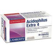 Lamberts Acidophilus Extra 4 ( 30 Caps) # 8417