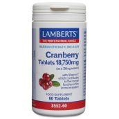 Lamberts Cranberry Tablets 18,750mg 60 Tabs #8552