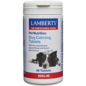 Lamberts Dog Calming Tablets New 90 Tabs #8995