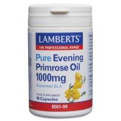 Lamberts Evening Primrose Oil 1000mg (90 Caps) # 8501