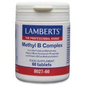 Lamberts Methyl B Complex 60 Tabs #8027
