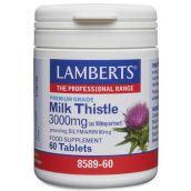 Lamberts Milk Thistle 3000mg 60 Tabs #8589