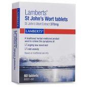 Lamberts St John's Wort Tablets St. John's Wort Extract 360mg 60 Tabs #8001
