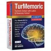 Lamberts Turmemoric Newturmeric Extract With Lutein & Rosemary Extract 60 Tabs #8541