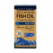 Wiley's Finest PEAK EPA - 60 SOFTGELS