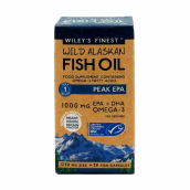 Wiley's Finest Peak EPA – 30 softgels
