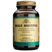 Solgar Male Multiple (60 Tablets) # 1724