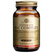Solgar Ultimate B And C Complex (60 Tablets) # 2771