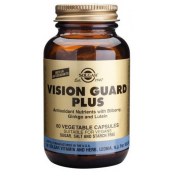 Solgar Vision Guard (Formerly Bilberry Ginkgo Eyebright Plus Lutein Complex) 60 Vegicaps# 316